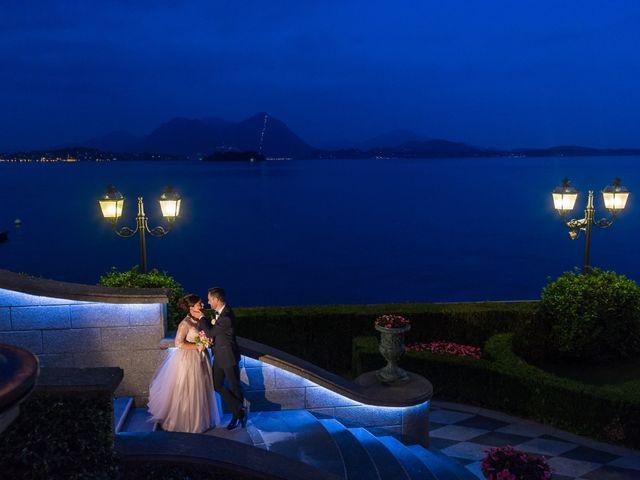 Il matrimonio di Fabio e Sara a Baveno, Verbania 23