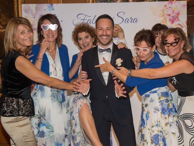 Il matrimonio di Fabio e Sara a Baveno, Verbania 25