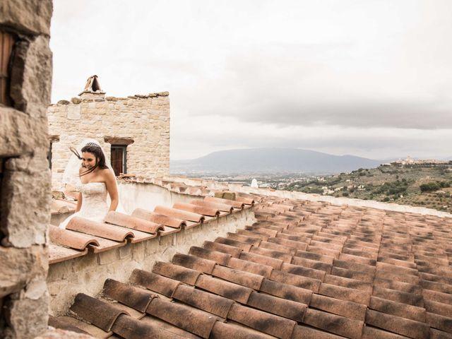 Il matrimonio di Valerio e Alessia a Perugia, Perugia 34