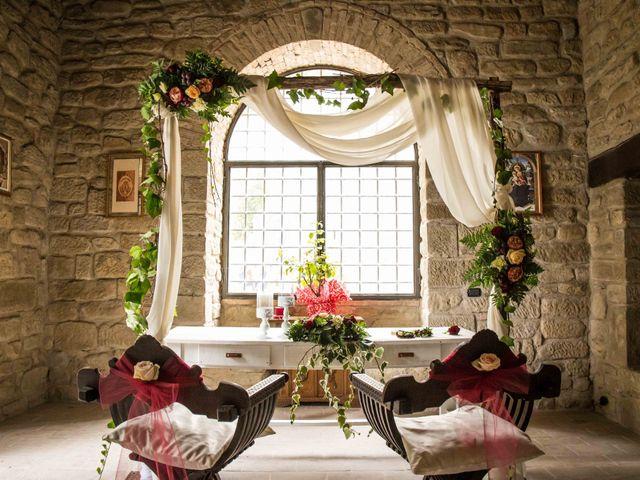 Il matrimonio di Valerio e Alessia a Perugia, Perugia 38
