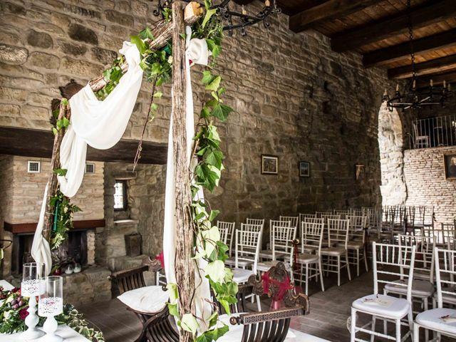 Il matrimonio di Valerio e Alessia a Perugia, Perugia 41