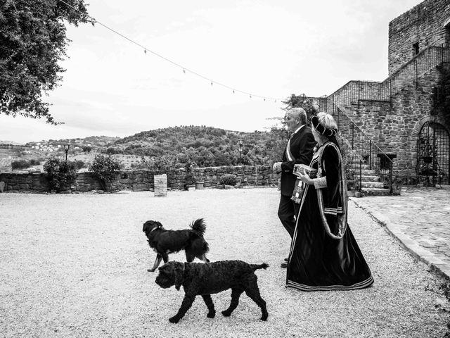 Il matrimonio di Valerio e Alessia a Perugia, Perugia 46