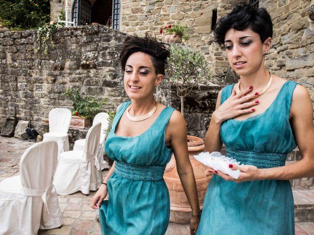 Il matrimonio di Valerio e Alessia a Perugia, Perugia 47