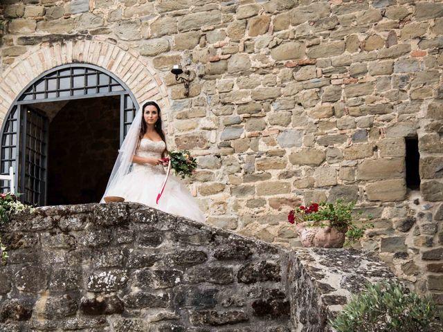 Il matrimonio di Valerio e Alessia a Perugia, Perugia 50