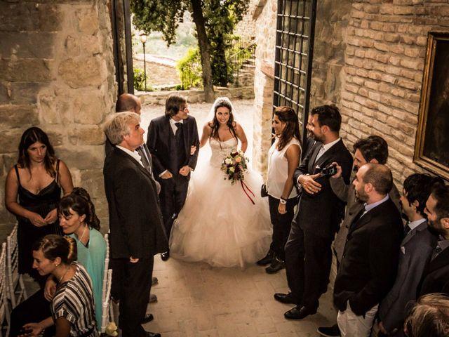 Il matrimonio di Valerio e Alessia a Perugia, Perugia 51