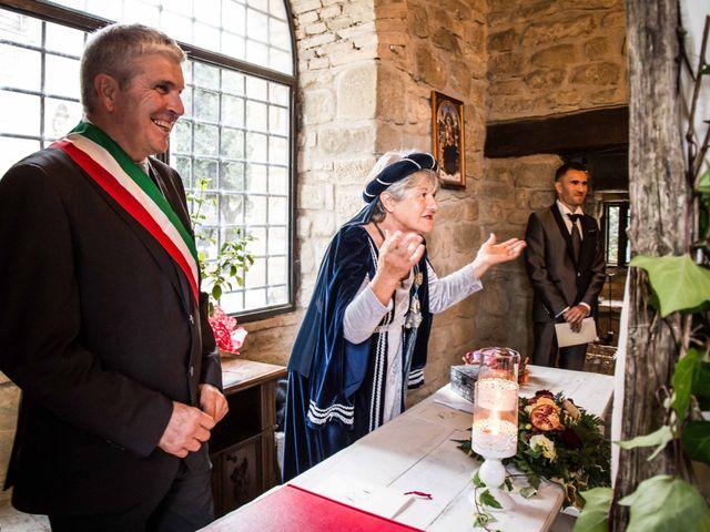 Il matrimonio di Valerio e Alessia a Perugia, Perugia 54