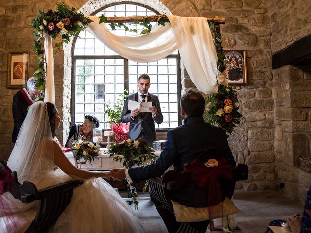 Il matrimonio di Valerio e Alessia a Perugia, Perugia 56