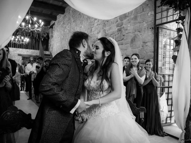 Il matrimonio di Valerio e Alessia a Perugia, Perugia 59