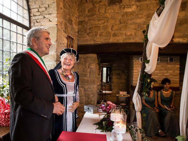 Il matrimonio di Valerio e Alessia a Perugia, Perugia 64