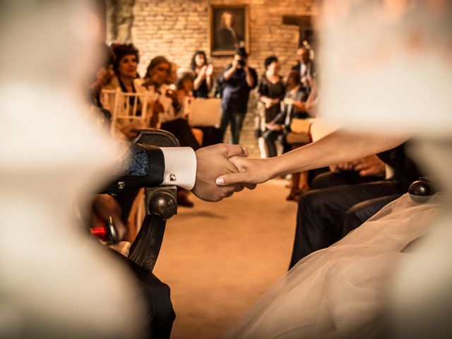 Il matrimonio di Valerio e Alessia a Perugia, Perugia 71