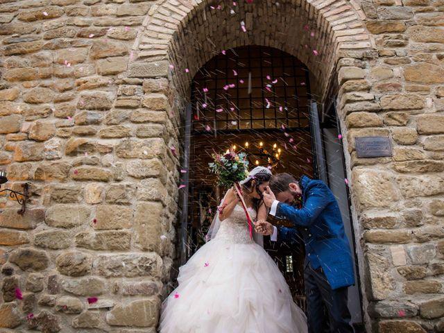 Il matrimonio di Valerio e Alessia a Perugia, Perugia 76