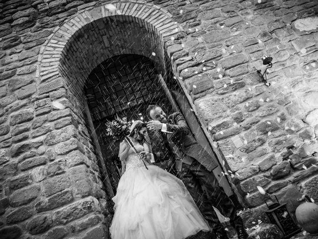 Il matrimonio di Valerio e Alessia a Perugia, Perugia 77