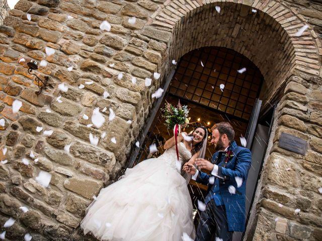 Il matrimonio di Valerio e Alessia a Perugia, Perugia 78
