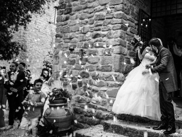 Il matrimonio di Valerio e Alessia a Perugia, Perugia 79