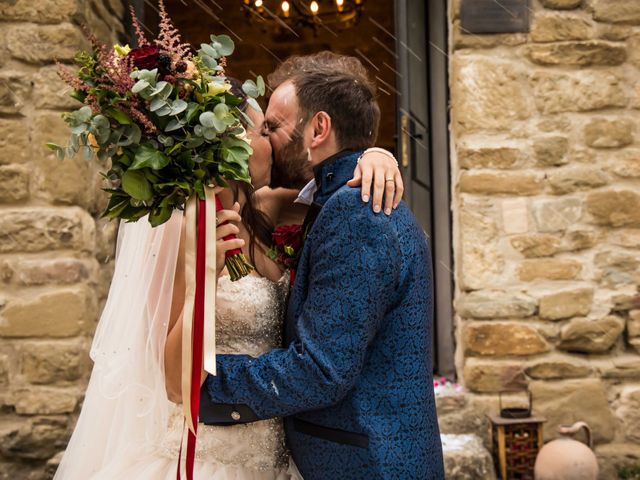 Il matrimonio di Valerio e Alessia a Perugia, Perugia 81