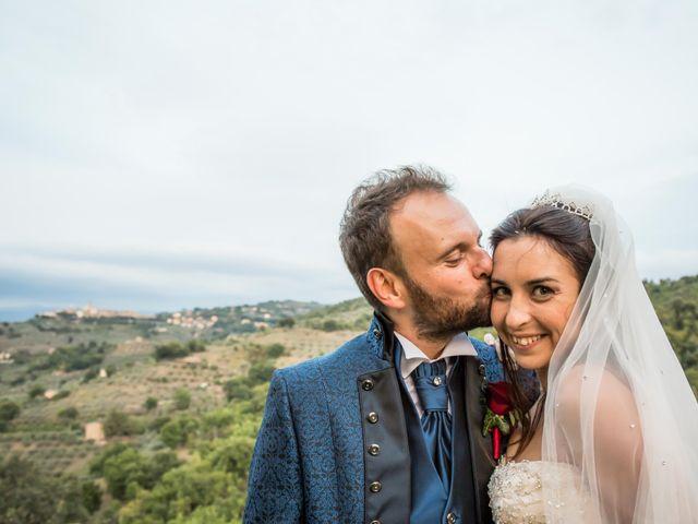 Il matrimonio di Valerio e Alessia a Perugia, Perugia 86