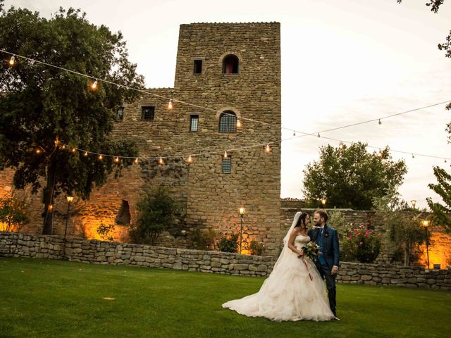 Il matrimonio di Valerio e Alessia a Perugia, Perugia 88