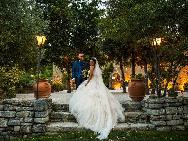 Il matrimonio di Valerio e Alessia a Perugia, Perugia 90