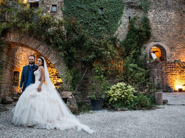 Il matrimonio di Valerio e Alessia a Perugia, Perugia 92