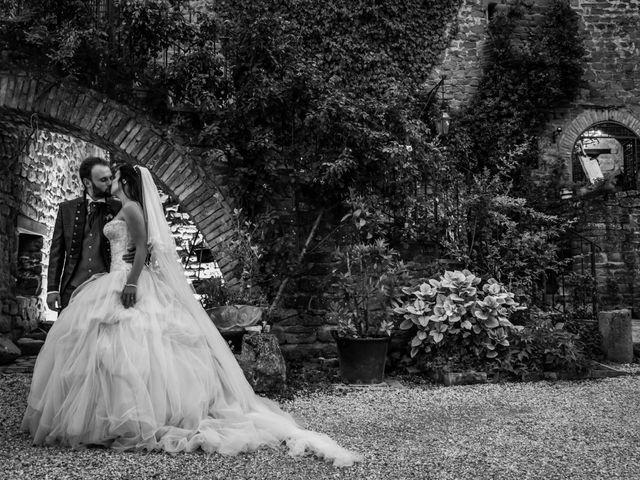 Il matrimonio di Valerio e Alessia a Perugia, Perugia 93
