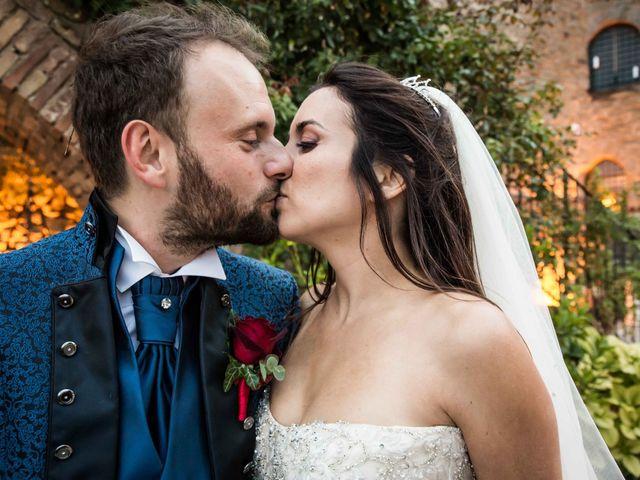 Il matrimonio di Valerio e Alessia a Perugia, Perugia 94