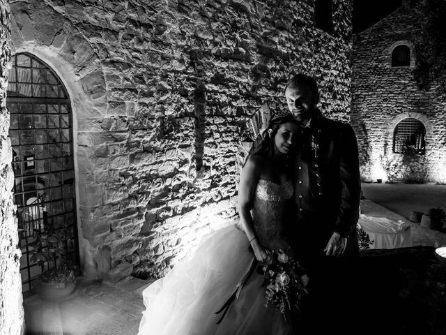 Il matrimonio di Valerio e Alessia a Perugia, Perugia 98