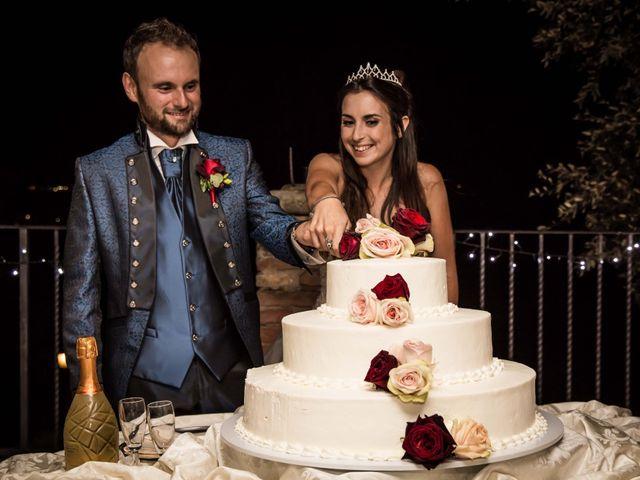 Il matrimonio di Valerio e Alessia a Perugia, Perugia 105