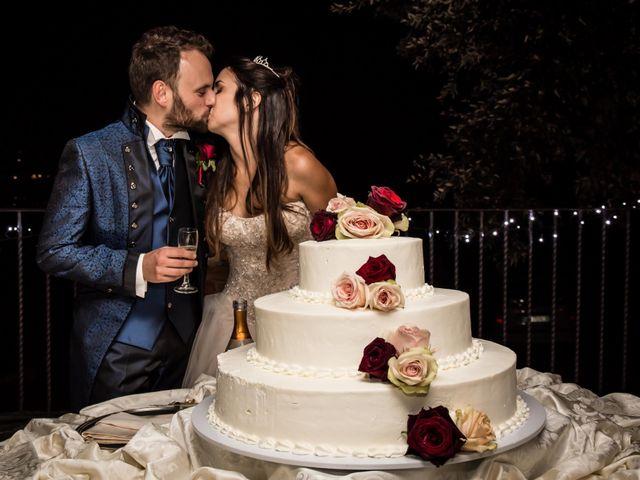 Il matrimonio di Valerio e Alessia a Perugia, Perugia 108