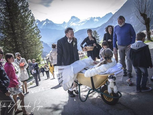 Il matrimonio di Stefano e Lara a Valle di Cadore, Belluno 4