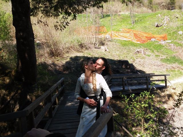 Il matrimonio di Stefano e Lara a Valle di Cadore, Belluno 1