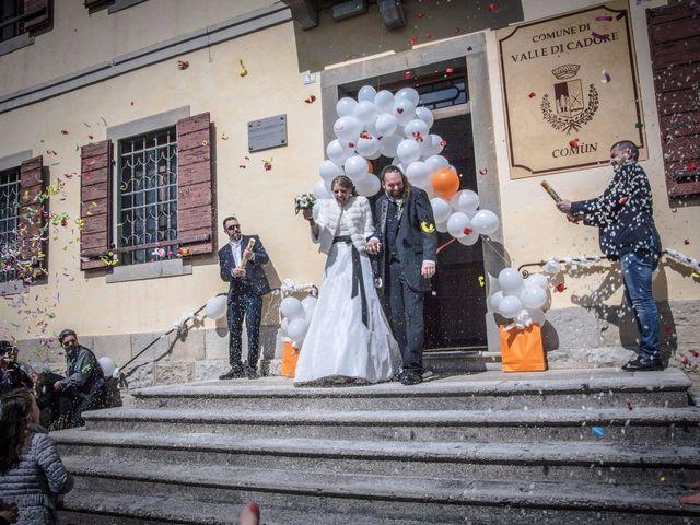 Il matrimonio di Stefano e Lara a Valle di Cadore, Belluno 2
