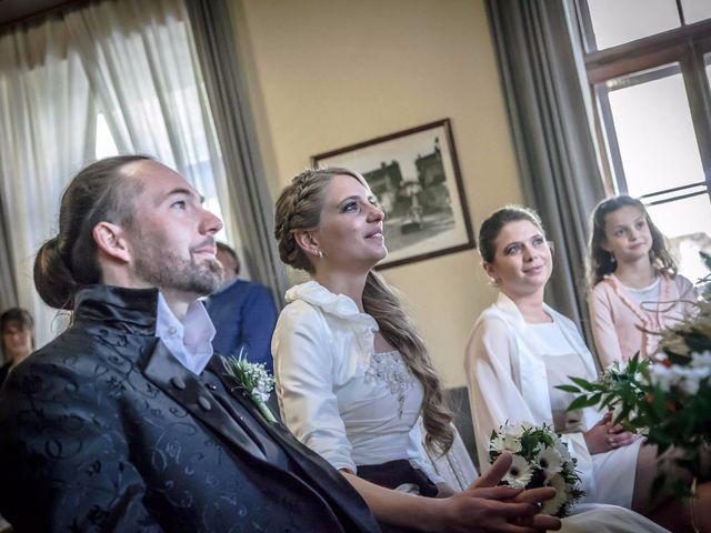 Il matrimonio di Stefano e Lara a Valle di Cadore, Belluno 9
