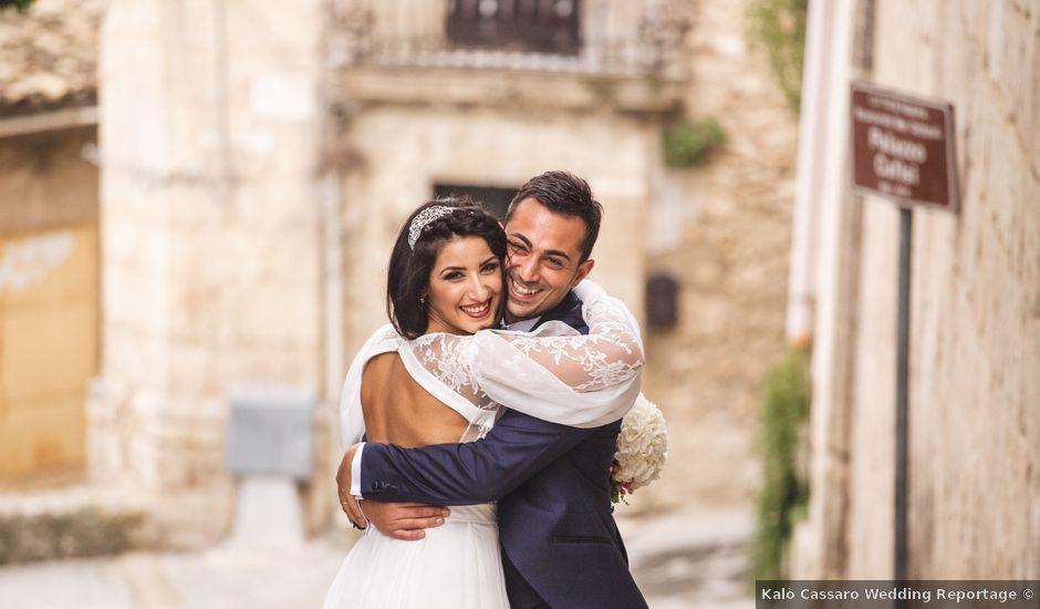 Il matrimonio di Salvatore e Michela a Favara, Agrigento