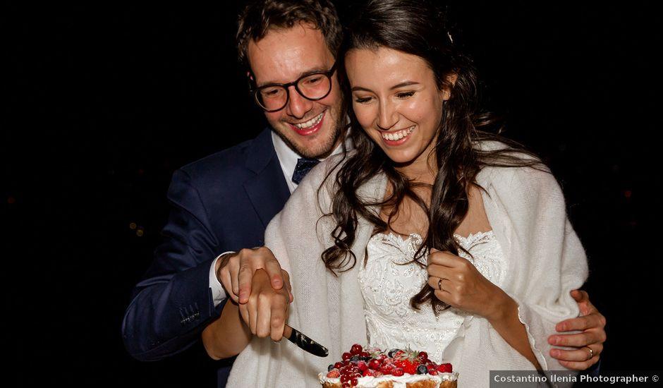 Il matrimonio di Matteo e Silvia a Cernobbio, Como