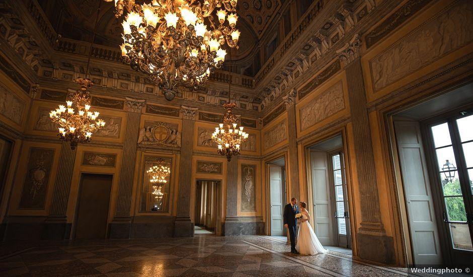 Il matrimonio di Andrea e Sara a Monza, Monza e Brianza