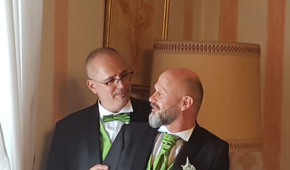 Il matrimonio di Ivano e Andrea a Piombino Dese, Padova