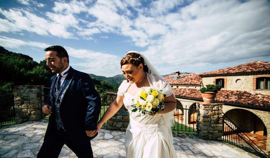 Il matrimonio di Maria Concetta e Daniele Rosario a San Salvatore di Fitalia, Messina