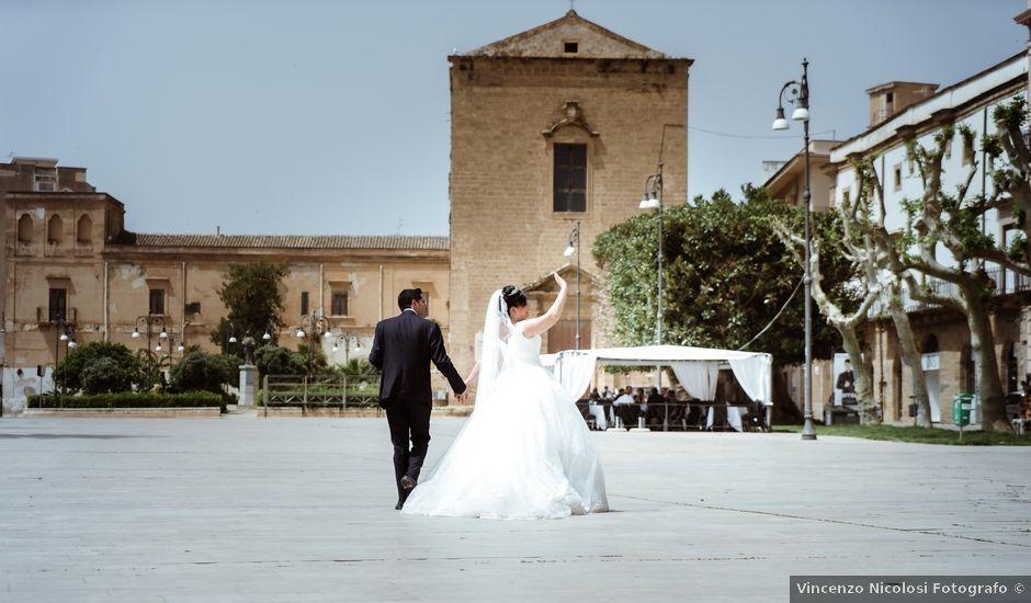 Il matrimonio di Andrea e Emanuela a Sciacca, Agrigento