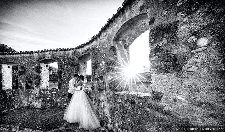 Il matrimonio di Alessandro e Sarah a Calliano, Trento