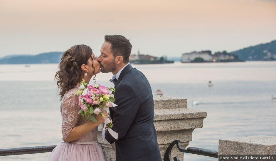 Il matrimonio di Fabio e Sara a Baveno, Verbania