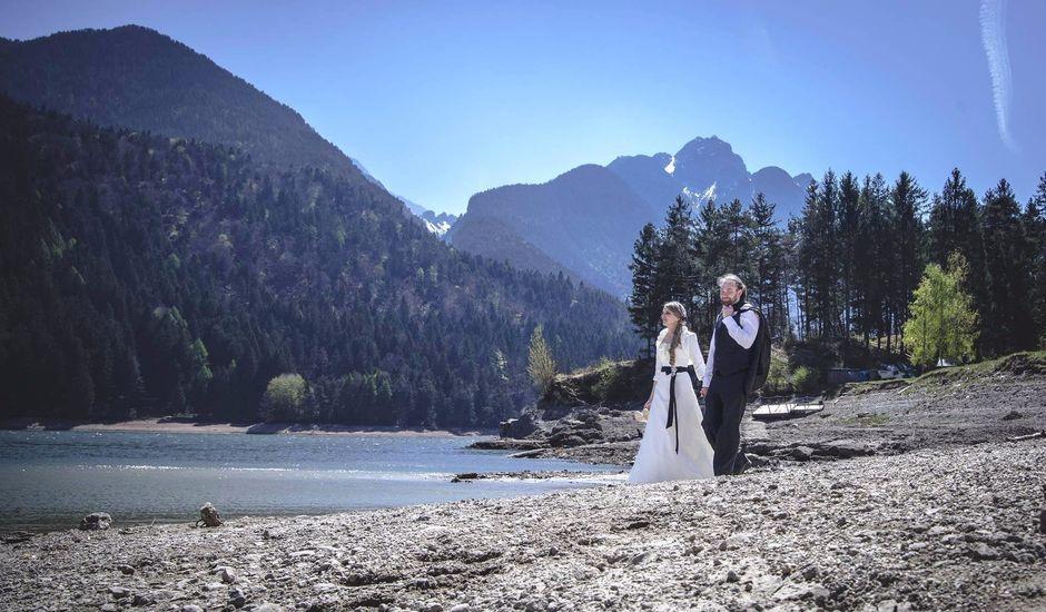 Il matrimonio di Stefano e Lara a Valle di Cadore, Belluno