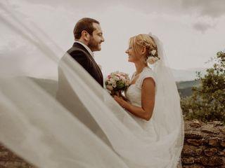Le nozze di Axelle e Matteo