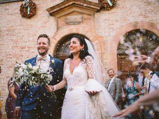 Le nozze di Rebecca e Robert