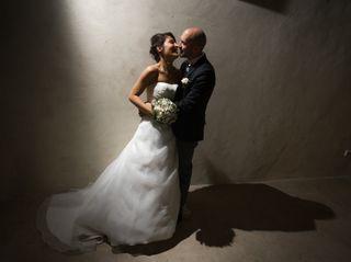 Le nozze di Elisa e Cristiano