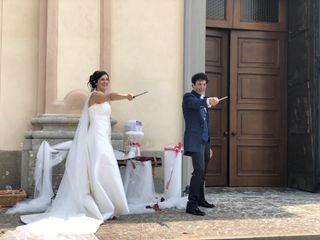 Le nozze di Daniel e Barbara