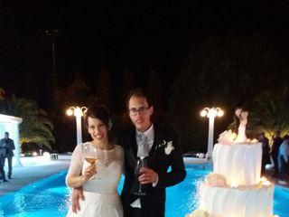 Le nozze di Monica e Enrico 3