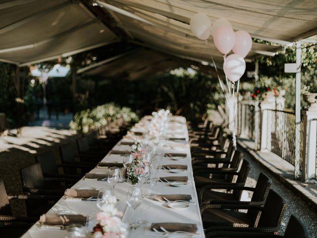 Il matrimonio di Thomas e Julia a Ranco, Varese 2