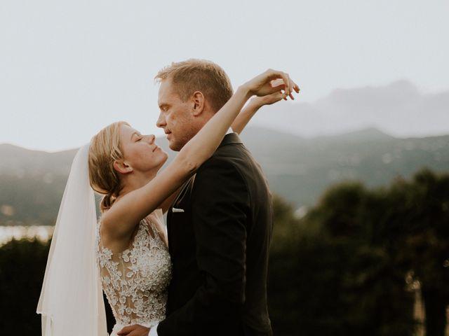 Il matrimonio di Thomas e Julia a Ranco, Varese 18