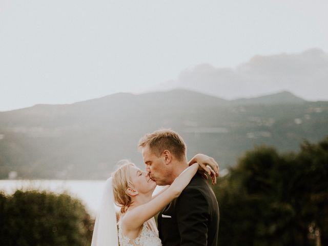 Il matrimonio di Thomas e Julia a Ranco, Varese 19
