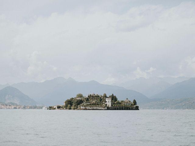 Il matrimonio di Thomas e Julia a Ranco, Varese 30